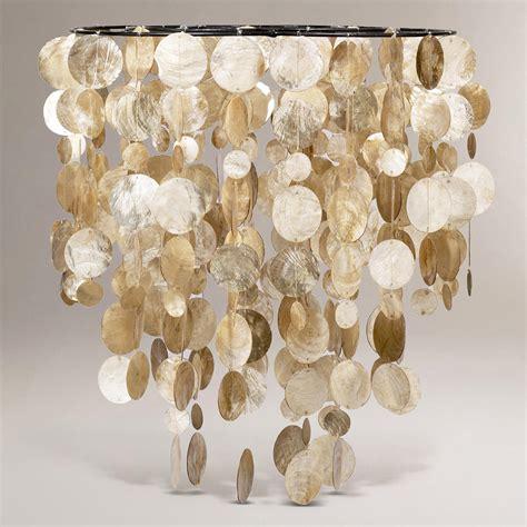 capiz shell light fixtures bucks county designer house process lighting kristine