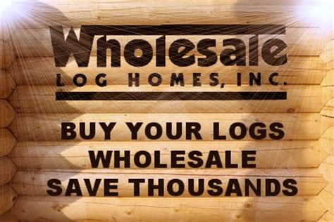 Log Cabin Builders Colorado logs for log homes at wholesale prices finest quality
