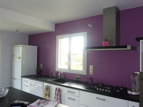 cuisine couleur aubergine davaus cuisine moderne couleur aubergine avec des