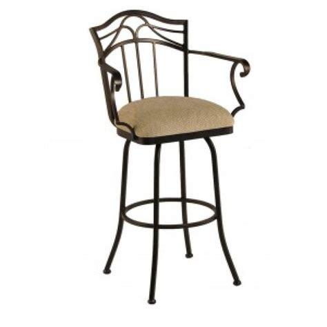 bar stools burlington tempo burlington 34 swivel arm bar stool