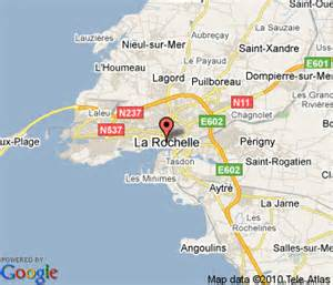 La Rochelle France Map by Map Of Port At La Rochelle Bing Images