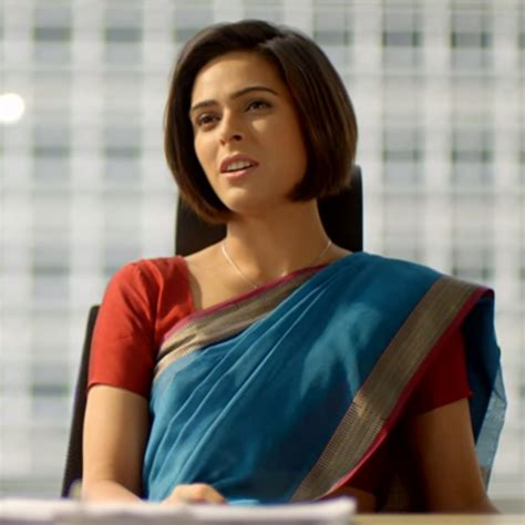 commercial actresses indian tv commercial helped me bag baby says madhurima tuli