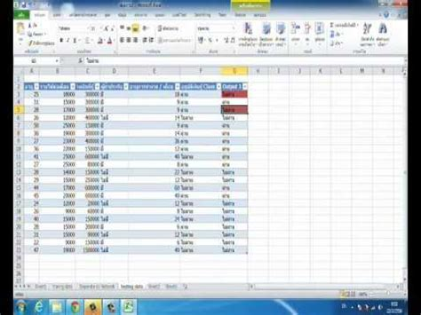 data pre processing and naive bayes classification on loan