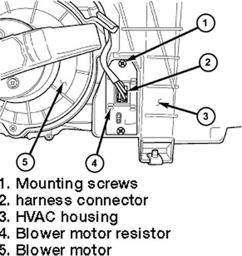 2005 dodge dakota blower motor resistor location dodge avenger blower motor resistor location dodge get free image about wiring diagram