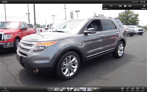 2011 Ford Explorer by 2011 Ford Explorer Xlt Start Up Engine And In Depth Tour