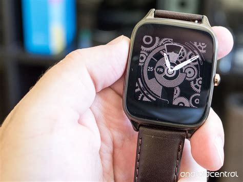 Asus Zenwatch 2 asus zenwatch 2 review android central