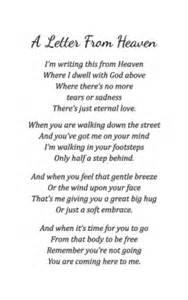 memorial verses and poems memorial printers