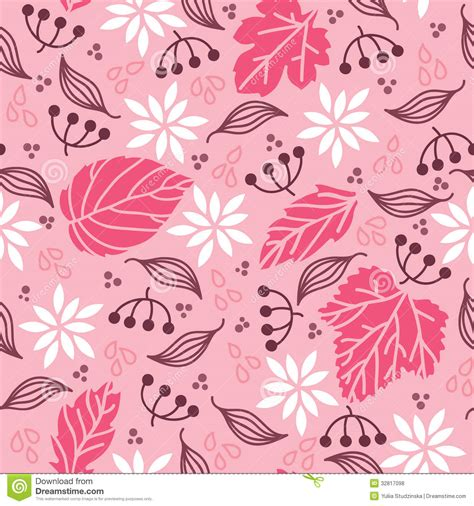 pattern cute pink cute pink pattern stock vector image of repeat drawing