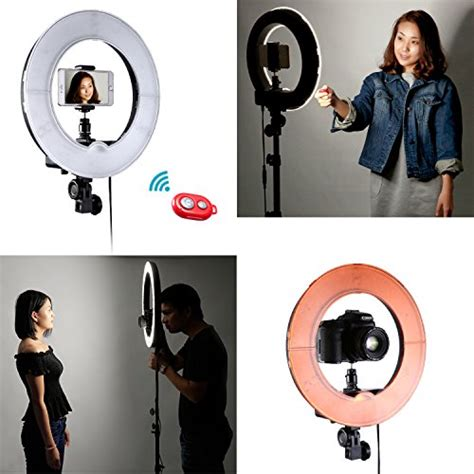 neewer ring light with stand neewer ring light 14 inch led with light stand 36w 5500k