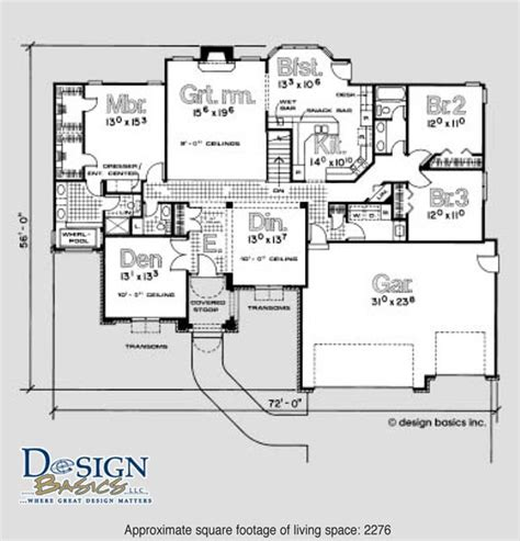 2200 2700 Sq Ft Harvest Homes 2700 Square Foot Single Story House Plans