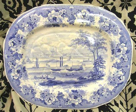 pattern paper montreal great canadian historical platters 1 1835 1900