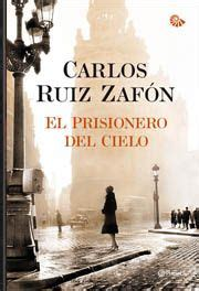 libro the prisoner of heaven el prisionero del cielo libros
