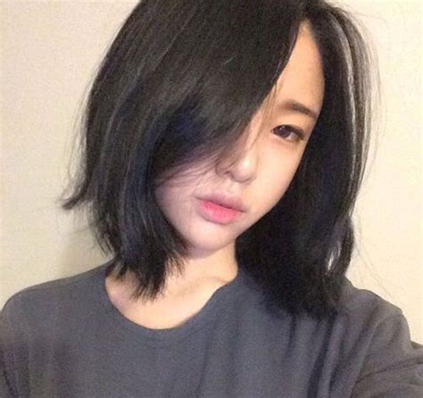 ulzzang hairstyle for round face 276 best images about korean ulzzang selfie on pinterest