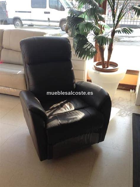 sillon reclinable zaragoza sillon relax piel cod 13320 liquidacion mueblesalcoste es