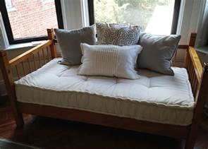 custom daybed mattresses get the size look you want