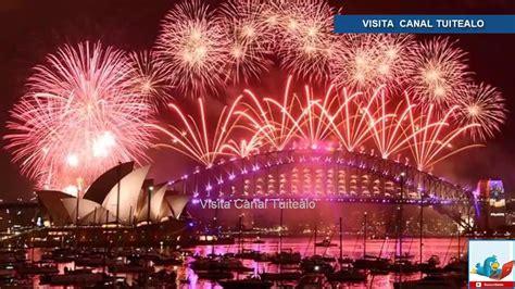 fotos de a241o nuevo impresionante festejo de a 241 o nuevo 2018 en australia