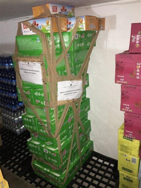 grossisti alimenti per animali generi alimentari vietati importati dalla cina