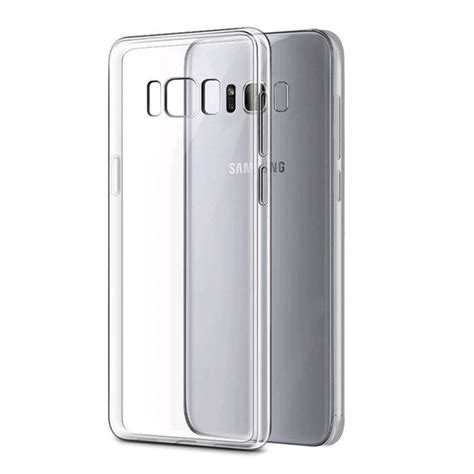 Soft Clear 360 Protection Transparan Samsung Galaxy S8 Xbase Soft Tpu For Samsung Galaxy S8 Clear