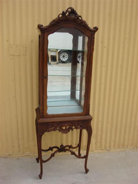 antique curio cabinets for sale curio cabinet antique antique furniture