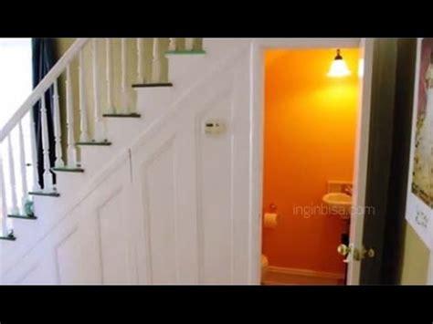 gambar desain kamar mandi dibawah tangga desain kamar mandi di bawah tangga youtube