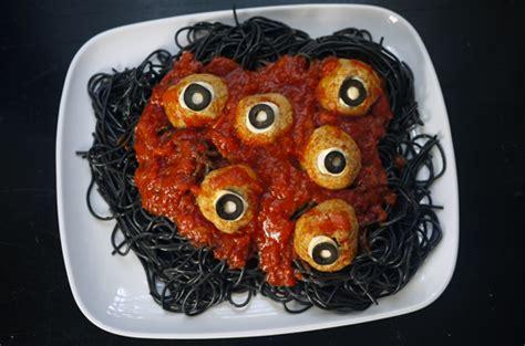 creepy fun halloween dinner recipes huffpost