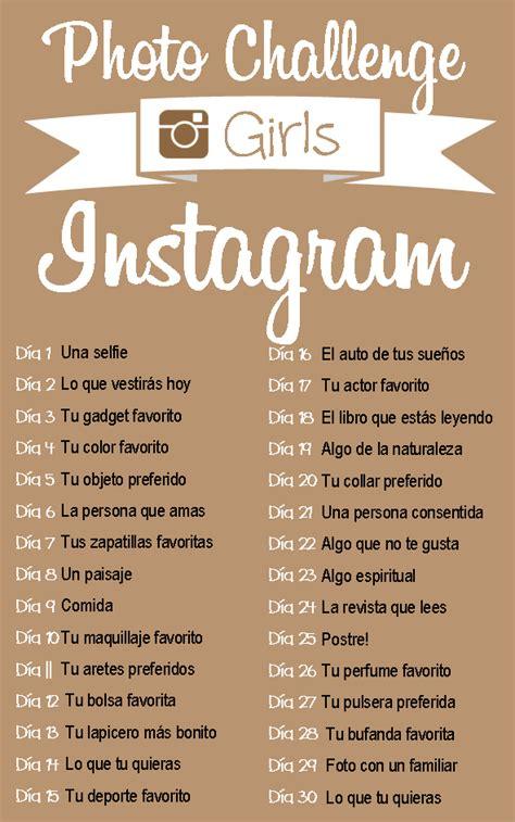 preguntas buenas para instagram reto instagram 30 d 237 as 30fotos girls instagram