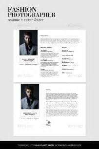 photographer resume cover letter photographer resume cover letter by psolanoy graphicriver