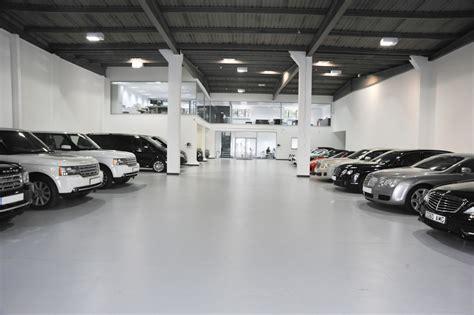 Garage Interior Design Ideas signature car hire s new experience centre