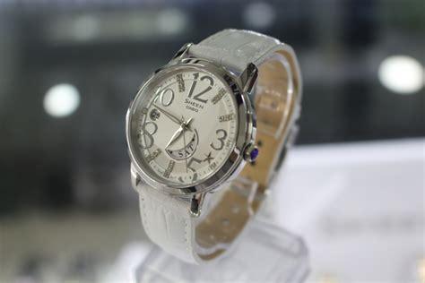 Casio Sheen She 4028l 7adr đồng hồ nữ đeo tay casio sheen she 4028l 7adr ch 237 nh h 227 ng
