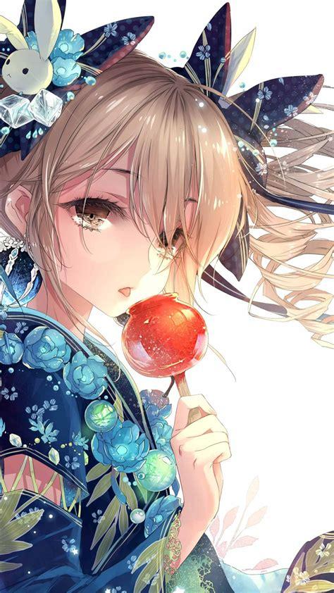 wallpaper anime bronya zaychik girl beauty  art