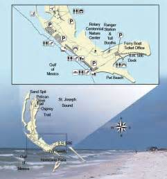 honeymoon island florida map honeymoon island state park vacation wish list