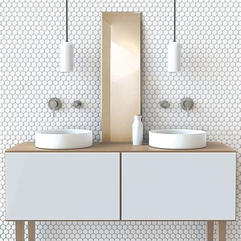 white mosaic bathroom best 25 white mosaic bathroom ideas on pinterest white