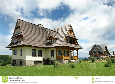 highland cottage highland cottage stock photography image 2764822