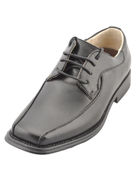 Dress Shoe For Boy by Easy Strider Boys Quot Ronnie Quot Dress Shoes Youth Sizes 4 7 Ebay