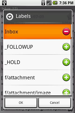 android label mobile gmail showdown the webapp versus a mail client lifehacker australia