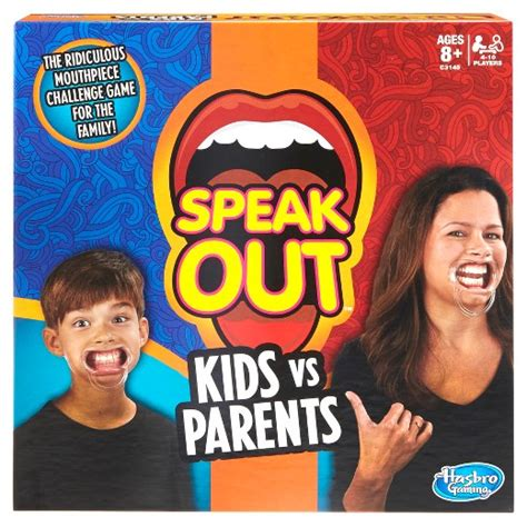 Speak Out by Speak Out Vs Parents Board Target