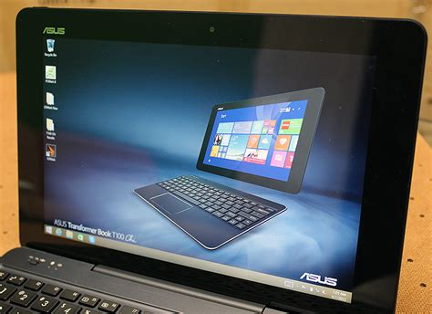 Hp Acer Vs Asus asus transformer book t100 chi affordable 2 in 1