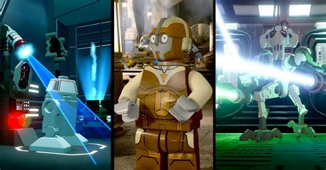 droid star wars force awakens lego star wars the force awakens droids character pack