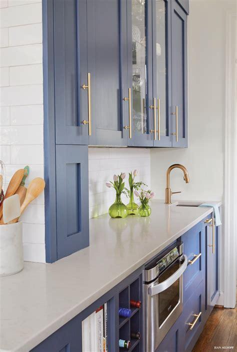 blue note navy kitchen cabinets kitchen cabinet design