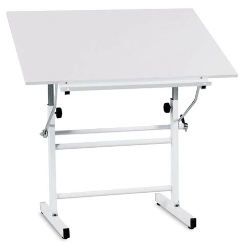 Martin Drafting Table Martin Universal Design Bel Aire Neuvo Drafting Table Blick Materials