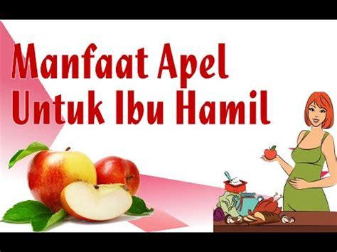 membuat oralit untuk ibu hamil manfaat apel untuk ibu hamil herbal tv youtube