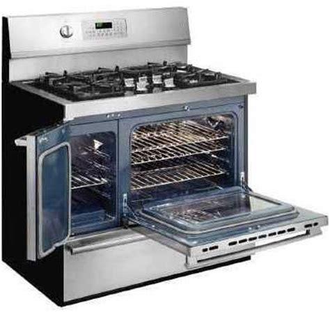 40 gas range frigidaire fpdf4085kf professional series freestanding 40