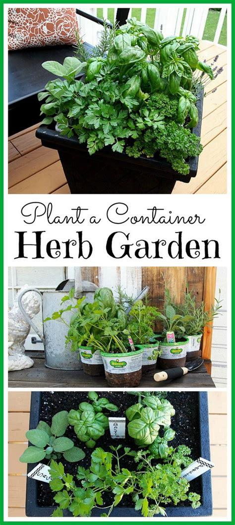 planting an herb garden 35 creative garden hacks tips that every gardener