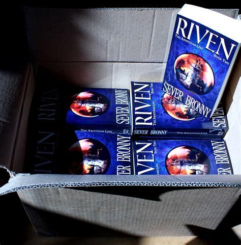 Riven The Arinthian Line Volume 2 i write what i read