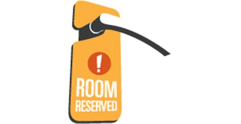 room booking icon evanced solutions
