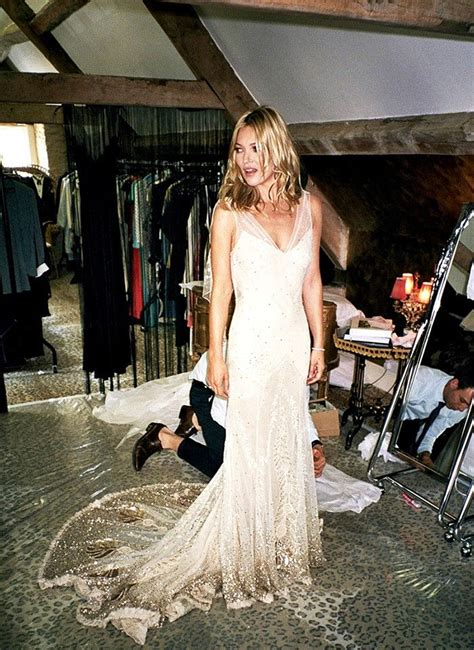 Floral Backless Top Like Kate Moss by Best 25 Elopement Wedding Dresses Ideas On