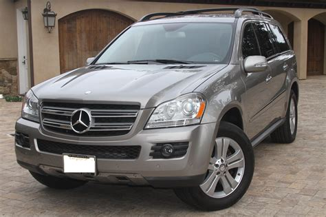 Mercedes Gl450 For Sale by 2008 Mercedes Gl450 4matic For Sale