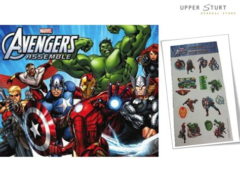 tattoo kit afterpay avengers tattoos 8 pack upper sturt general store