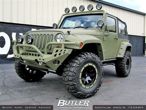 matte green jeep matte green jeep wrangler pocket style fender flares
