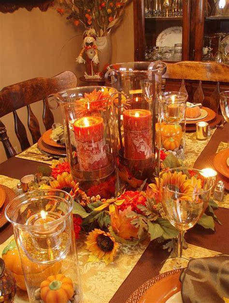 Thanksgiving Dinner Decor by 31 Stylish Thanksgiving Table Decor Ideas Easyday